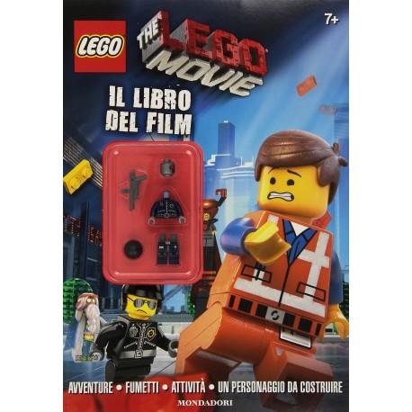 Libro Lego Movie Italiano con minifigura