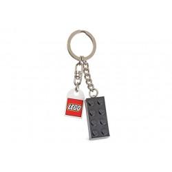 Llavero Lego Brick Negro 4510073