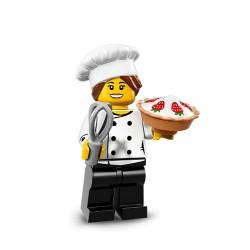Lego Serie 17 Gourmet