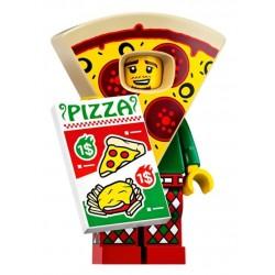 Minifig Lego Serie 19 Chico Pizza
