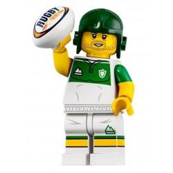 Minifig Lego 19 Jugador Rugby