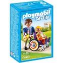 Playmobil 6663 Niña con silla de ruedas