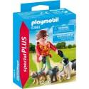 Playmobil 5380 Chica con perros