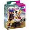 Playmobil 5413 Pirata con cañón