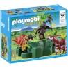 Playmobil 5273 Oerangután y Okapis