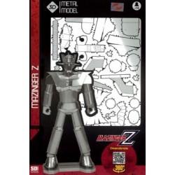 Mazinger Z Puzzle Metal