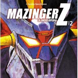 Mazinger Z La enciclopedia Vol. 2