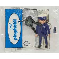 Playmobil Llavero Policía Precintado LL29