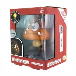 Lámpara Mini GOOMBA Super Mario Nintendo
