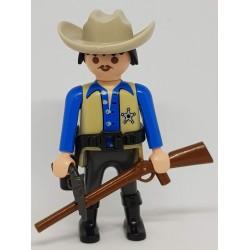 Playmobil Sheriff Oeste L.621