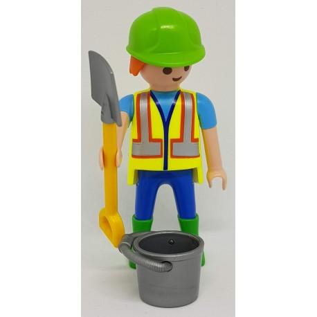 Playmobil Obrero L.624