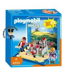 Playmobil Micro 4333 Castillo Medieval