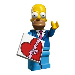 Minifig Simpsons 2 Hommer