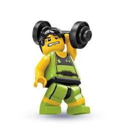 Minifig Lego V2 Gimnasta