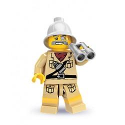 Minifig Lego V2 Explorador