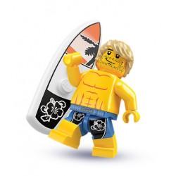 Lego Minifig V2 Surfista