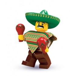 Lego Minifig V2 Mariachi