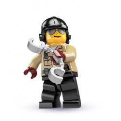 Minifig Lego V2 Policía