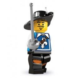 Lego Minifig V4 Mosquetero