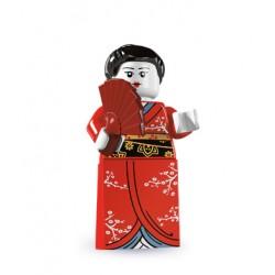 Lego Minifig V4 Geisha