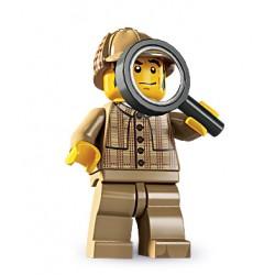 Lego Minifig V5 Detective