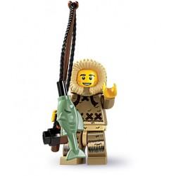Lego Minifig V5 Esquimal
