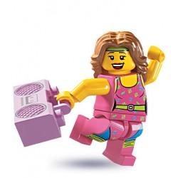 Lego Minifig V5 Fitness