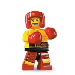 Lego Minifig V5 Boxeador