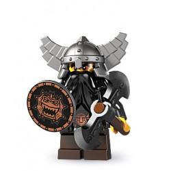 Minifig Lego V5 Enano Hacha