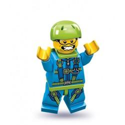 Minifig Lego v10 Paracaidista