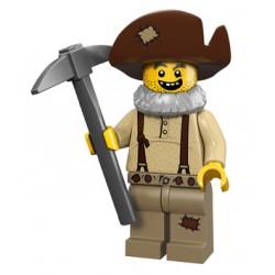 Minifig Lego 12 Buscador de oro
