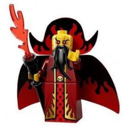 Minifig Lego 13 Hechicero Malvado