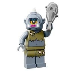 Minifig Lego 13 Mujer Cíclope