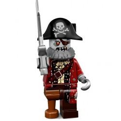 Minifig Lego 14 Pirata Zombie
