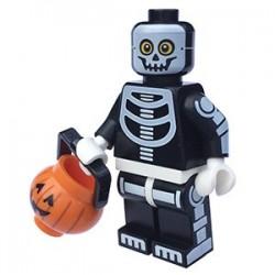 Minifig Lego 14 Chico Esqueleto
