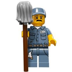 Minifig Lego 15 Mantenimiento