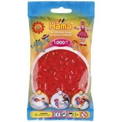 Hama Midi 1000 Rojo Translúcido 207_13