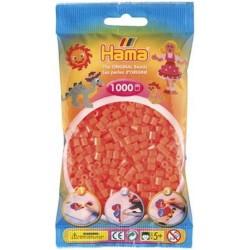 Hama Midi 1000 Naranja Fluorescente 207_40