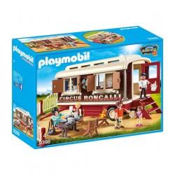 Casa Rodante Café Circo Roncalli - Playmobil 9398