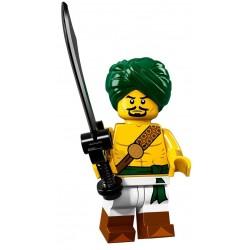 Lego Minifig V16 Guerrero