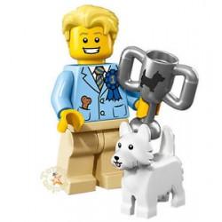 Lego Minifig V16 Perro Copa