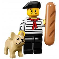 Minifig Lego S17 Francés