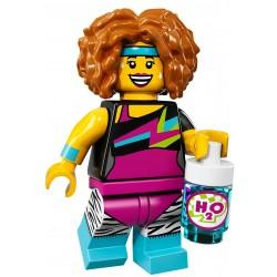 Minifig Lego S17 Profesora de baile