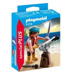Playmobil 5378 Pirata con cañón