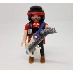 Playmobil Rockero_2