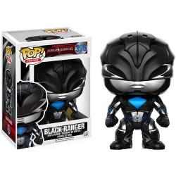 Funko Pop Black Ranger - Power Rangers N396