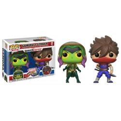 Funko Pop Marvel Gamora vs Strider