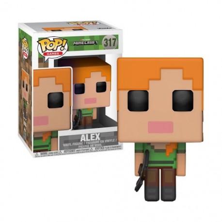 Funko Pop Alex - Minecraft N317