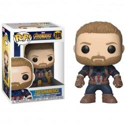 Funko Pop Capitán América - Marvel N288