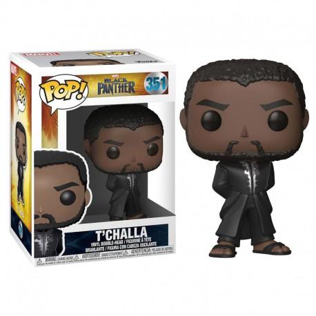 Funko Pop T'Challa - Black Panther N351